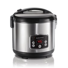20-Cup Digital Rice Steamer Cooker