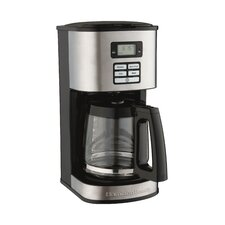 12 Cup Stainless Steel Coffee Maker