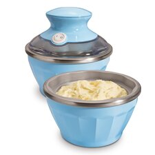 Half Pint Soft-Serve Ice Cream Maker in Blueberry