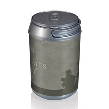 6 Mini Can ( 12-oz.) Can Army Cooler