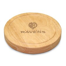 NFL Circo Engraved Cheese Tray