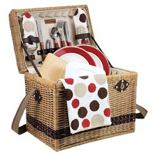 Yellowstone Moka Picnic Basket