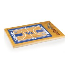 NCAA Icon Cutting Cheese Tray