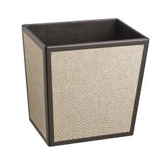 Bath and Home Frieze Rectangular Waste Basket