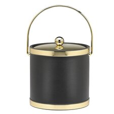 Sophisticates 96 Oz. Ice Bucket with Bale Handle
