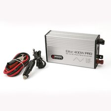 Elite Pro Pure Sine Wave 400W Continuous / 800W Peak Power Inverter