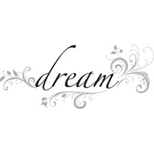 Wall Art Kit Dream Wall Decal