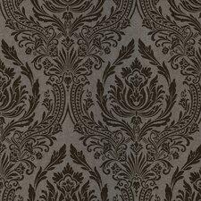 "Kitchen and Bath Resource II 33' x 20.5"" Damask Embossed Wallpaper"