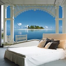 Ideal Decor A Perfect Day Wall Mural