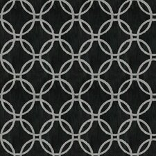 "Simple Space II Ecliptic 33' x 20.5"" Geometric Embossed Wallpaper"