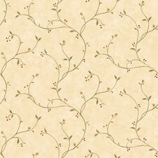 "Pure Country 16.5' x 20.5"" Gwen Tin Star Trail Wallpaper"