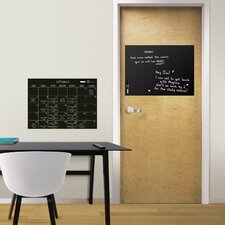 WallPops Calendar and Message Board Wall Decal Set