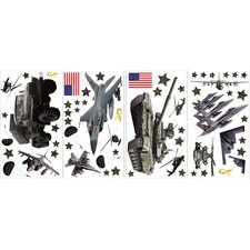WallPops Military Wall Decal