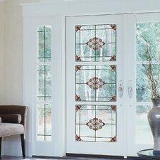 Window Decor Peel and Stick Westwood Window Sticker