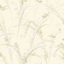 "Meadowlark Cheshire Meadowlark Trail 33' x 20.5"" Wallpaper"