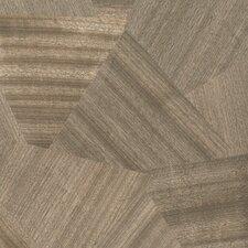 "Jade Kuba 24' x 36"" Wood Wallpaper"
