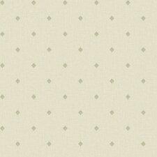 """Gentlemen's Quarters 33' x 20.5"""" Norman Medallion Wallpaper"""