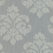 "Joseph Abboud Designed 33' x 20.5"" Damask Embossed Wallpaper"