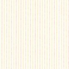 "Dollhouse Liza 30' x 20.5"" Stripes Embossed Wallpaper"