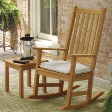 Franklin 2 Piece Rocker Seating Group with Cushion