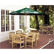 9' Market Sunbrella