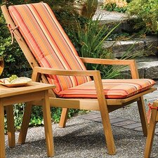 Siena Reclining Lounge Armchair