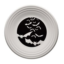 "9"" Halloween Bats Luncheon Plate"
