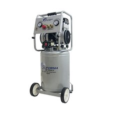 Ultra Quiet and Oil-Free 2.0 HP Steel Tank Air Compressor