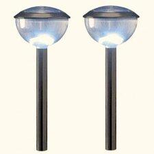 Solar LED Dome Lights (Set of 4)
