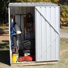 Spacesaver 5 Ft. W x 3 Ft. D Steel Tool Shed