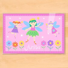 Fairy Princess Personalized Placemat