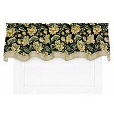 "Valerie Jacobean Floral Print Bradford 70"" Curtain Valance"