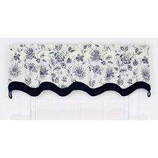"Winston Floral Print Bradford 70"" Curtain Valance"