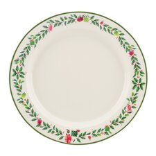 """Holiday Inspirations 11"""" Dinner Plate"""
