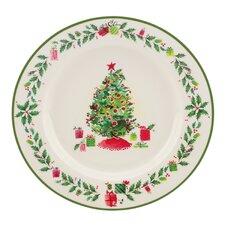 "Holiday Inspirations 8"" Salad Plate"