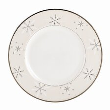 "Federal 9"" Snowflake Accent Plate"