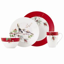 Winter Song Dinnerware Collection