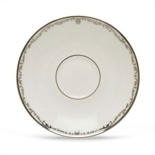 "Coronet Platinum 5.75"" Saucer (Set of 4)"