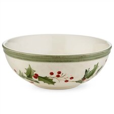 Holiday Gatherings Berry All Purpose Bowl (Set of 2)