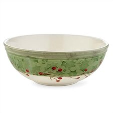 Holiday Damask All Purpose Bowl (Set of 2)