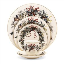 Winter Greetings Dinnerware Collection