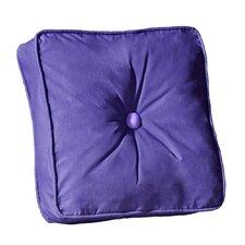 Tie Dye Box Cotton Blend Pillow