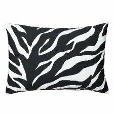 Zebra Oblong Lumbar Pillow