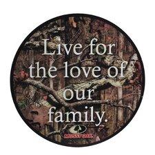 Live for Love Sentiment Plaque