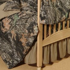 New Break Up Crib Bed Skirt