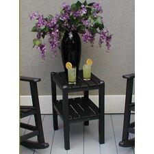 12 Shelf Side Table