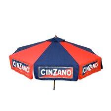 9' Cinzano Market Umbrella