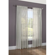 Jewels Single Curtain Panel