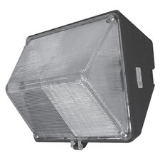 70W Compact Wallpack with Sodium Plastic Lens (Set of 2)