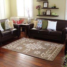 Bahamas Mocha Indoor/Outdoor Area Rug